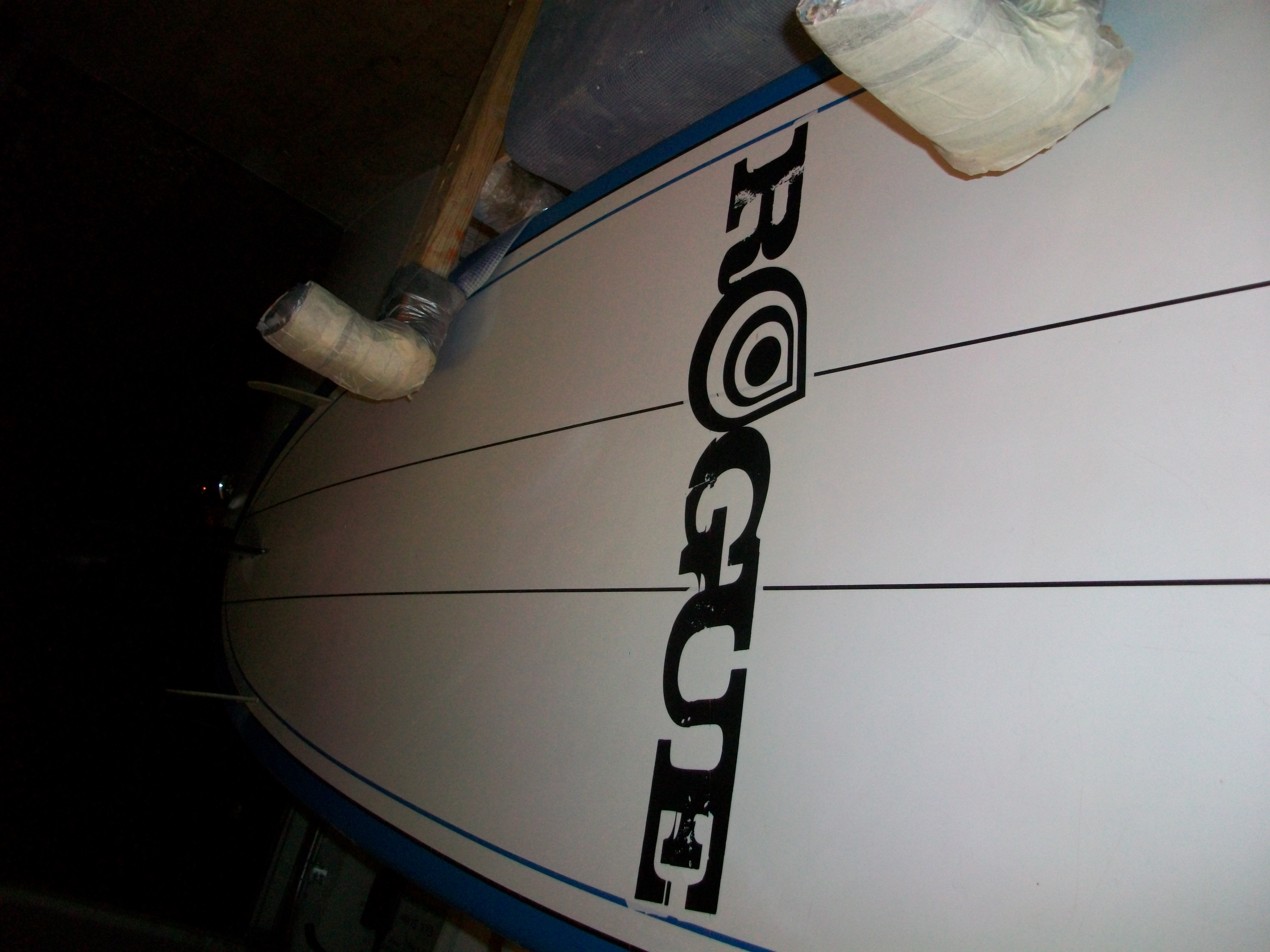how to fix surfboard dings