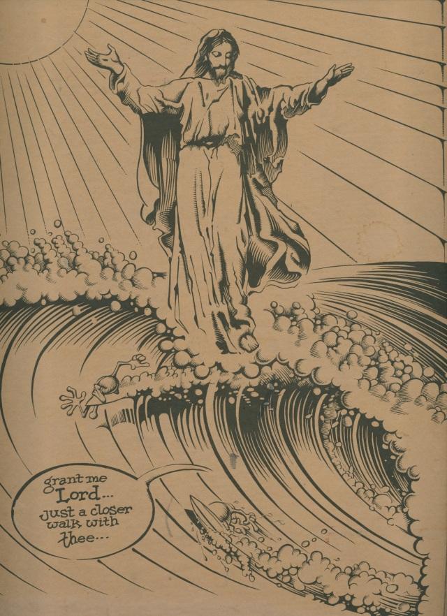 Jesus surf